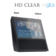 HD Clear Tempered Glass Screen Protector for Amazon Echo Show 2017 With Scratch-resistant Bubble-free Easy Installation