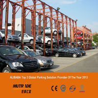 automatic hot sale stacker car parking