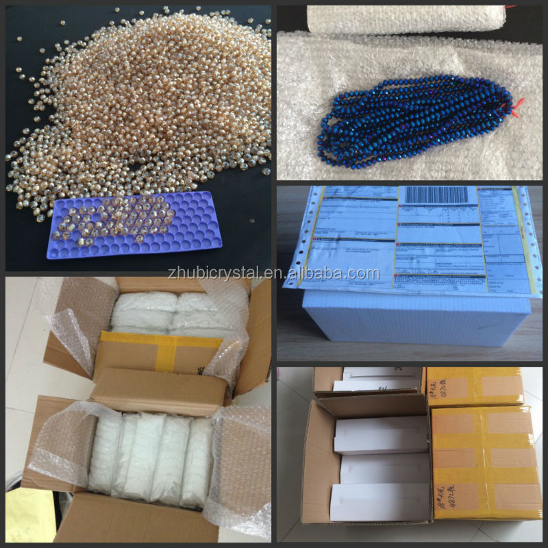 gold crystal beads in bulk
