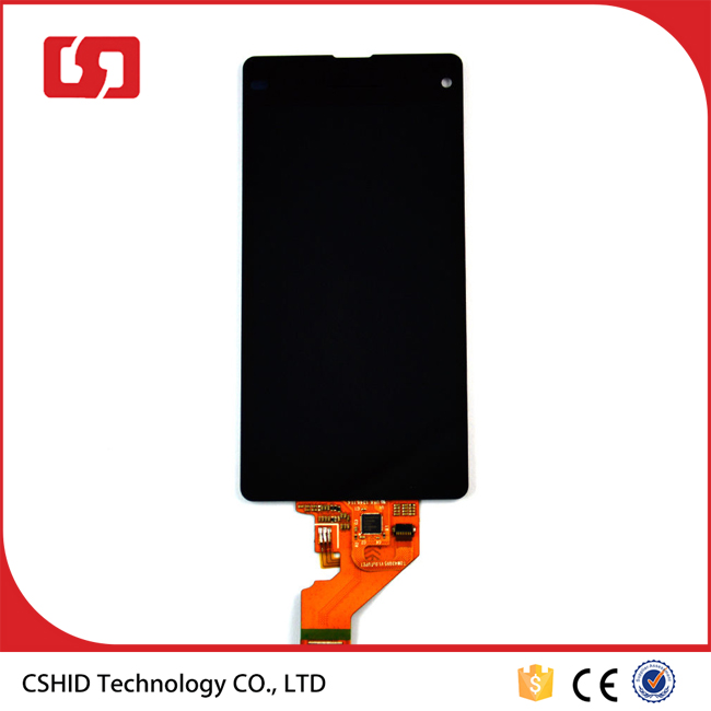 Touch Screen LCD Display with Frame For Sony Xperia Z1 MiNi Compact D5503