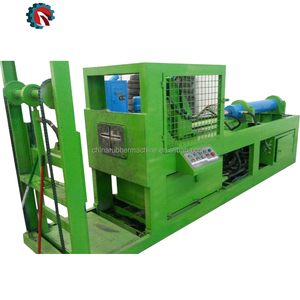 tire recycling With whole broken machine /CE whole tyre tire shredder for sale