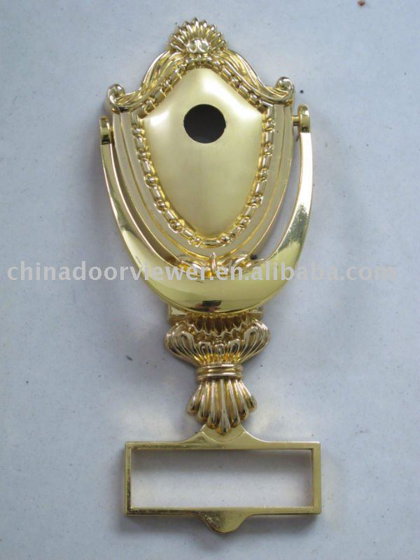 Zinc Door Knocker With Door Viewer( Dk025)   Buy Door Knocker,Door Knock Er,Door  Knocker Product On Alibaba.com