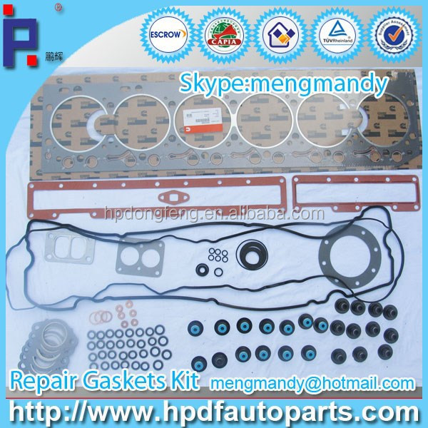 Head Gasket Set 4089978 - SET UPPER ENGINE GASKET QSL9 M