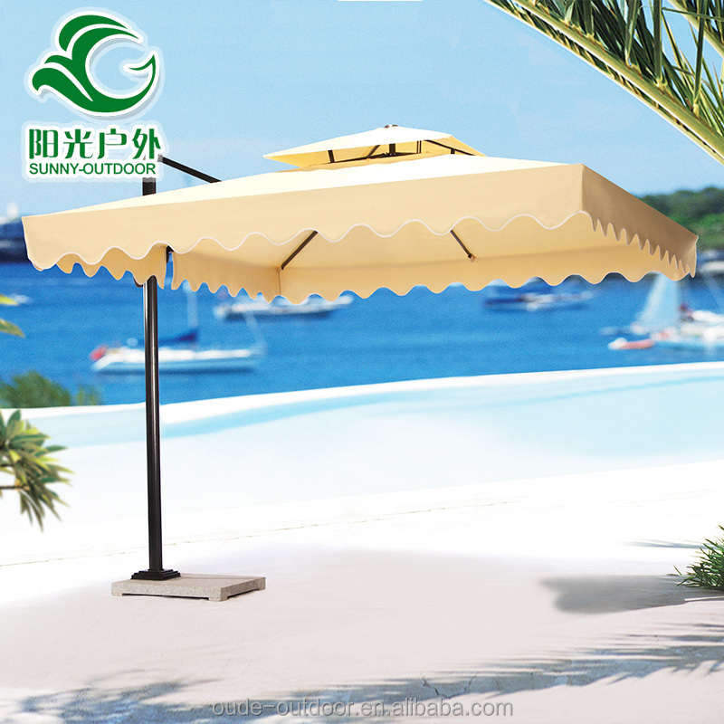 Wholesale Aluminium Frame Bali Umbrella Sun Garden Umbrella Parts Prices