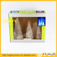 Latest New Design CE factory price cute christmas tree decorations