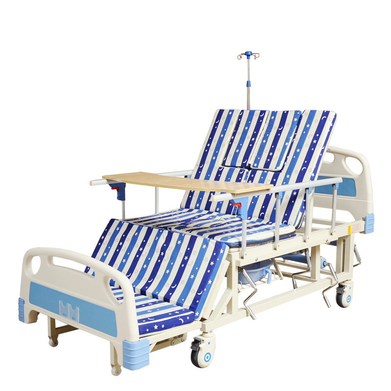 Hot Sale Healthy Hospital Bed with toilet