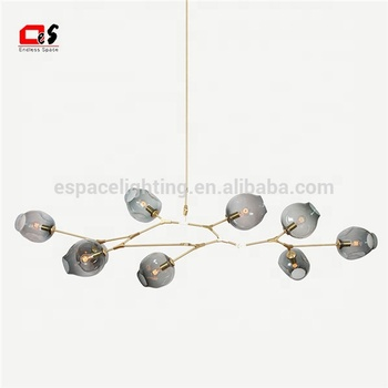 Wholesale Modern Chihuly Style Glass Ball Chandelier Parts Blown Glass Pendants For Chandelier Buy Blown Glass Chandelier Glass Pendants For