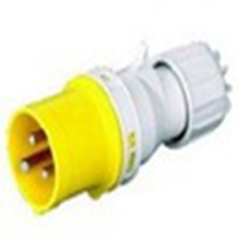 Bassa tensione alta <span class=keywords><strong>corrente</strong></span> 110 V/32A 3 pin industrial electrical plug impermeabile