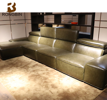 Italy Imperial Venice Leather Furniture Modern Blair Nova Leather ...