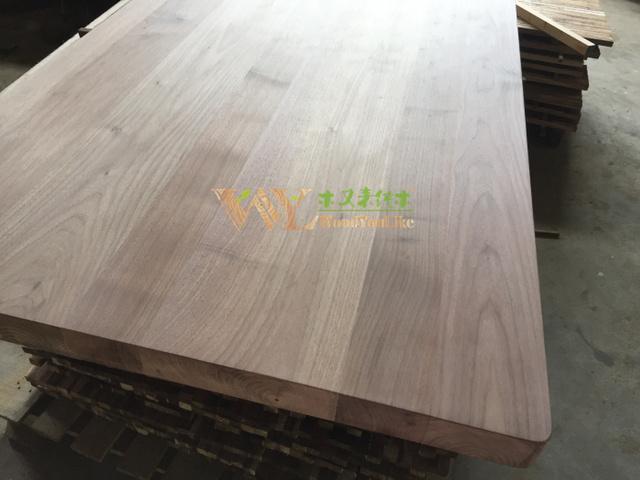 duropal y lacado de nogal encimeras de madera maciza de hechas a la medida de encimeras