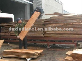 Full Automatic Lumber Dry Kilns Applicable for All Kinds of Wood