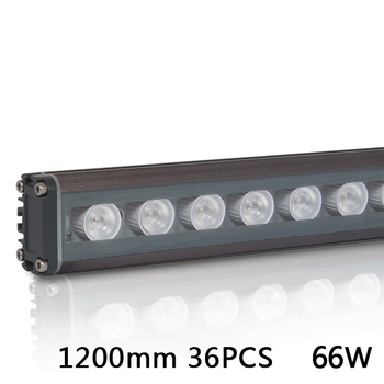 Alibaba Best Supplier Agro Aluminum Housing CP300 4ft 60w Led Light Bar Diy  Led Grow Light