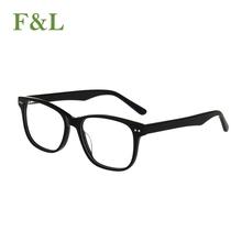 41ac50a445 Promotion black stock goods 2017 latest optical eyewear frames