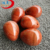 sexual toys wholesale polished tumbled stones/ light red jasper yoni eggs for kegel exercise