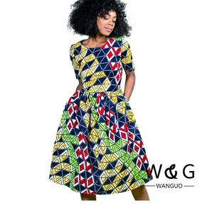 70a4dbea836e4 Wax Dress African-Wax Dress African Manufacturers, Suppliers and Exporters  on Alibaba.comCasual Dresses
