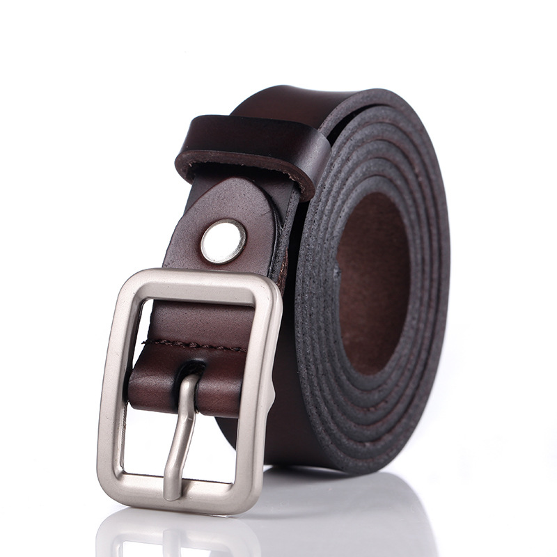 Factory direct sales beautiful fashionable trendsetter candy color alloy buckle sweet lady genuine leather <strong>belt</strong>