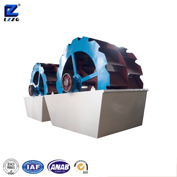 Best sell 30tph sea sand washing machine from China plant