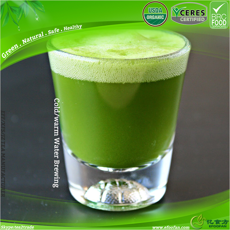 Most Profitable Products Greenfield Bio Plantations Matcha Ice Tea