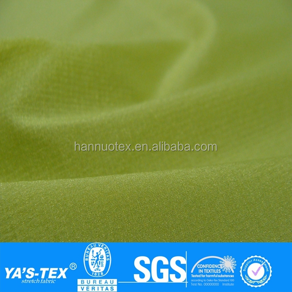 Apple Green micro nylon spandex fabric,micro nylon spandex fabric,4 way stretch nylon spandex fabric