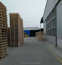 Solid Wood Certified EPAL Wood Pallet