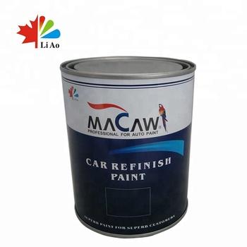 Top Coat Paint >> Macaw 2k Solid Color Jet Black Pu Polyurethane Topcoat Car Paint Buy 2k Car Paint Pu Car Paint Topcoat Car Paint Product On Alibaba Com