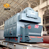 Water Tube Sawdust Bagasse Fired Steam Boiler For Commercial