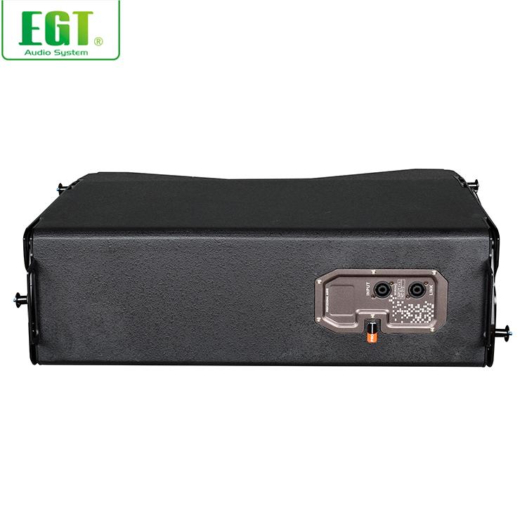 E-LY210 Professional audio sound equipment outdoor/indoor passive line array loudspeaker