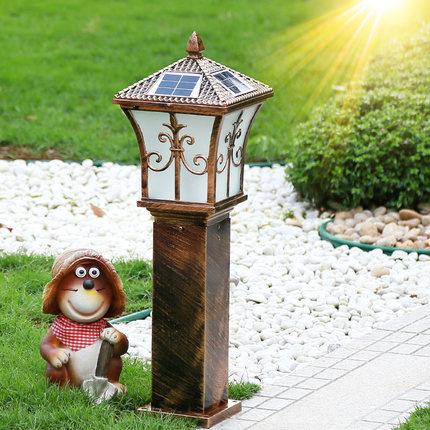 Solar energy lawn lamp outdoor courtyard lamp