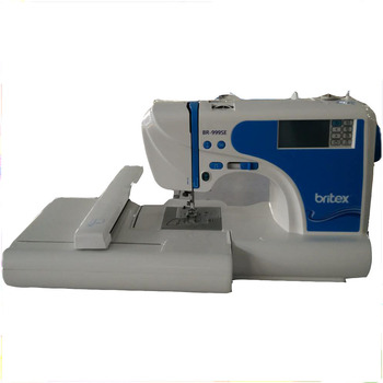 WD-999SE Computer Computerized Home Domestic Embroidery Machine Price In India Embroidery Machine
