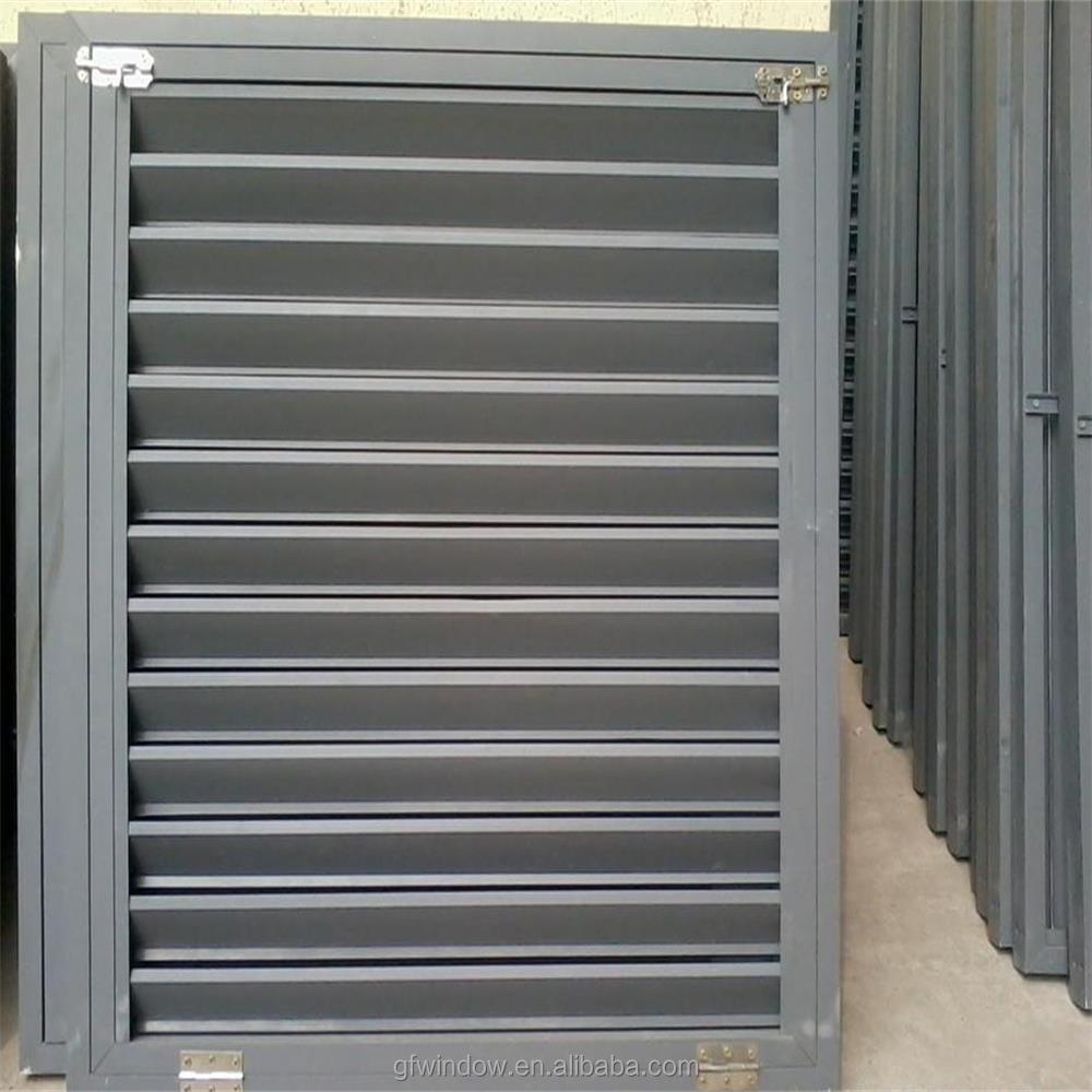 Todo tipo de aluminio persiana puerta del armario for Ventanas de aluminio con persianas precios