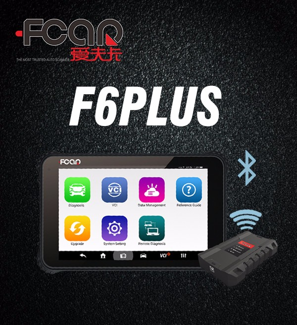 F6 PLUS car diagnostics tools for all cars_G scan_factory selling price