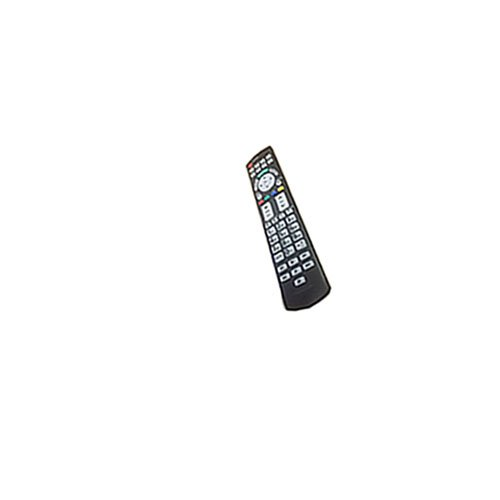 Easy Replacement Remote Conrtrol For PANASONIC TH-56PX75U TC-32LX85 Viera LCD LED TV
