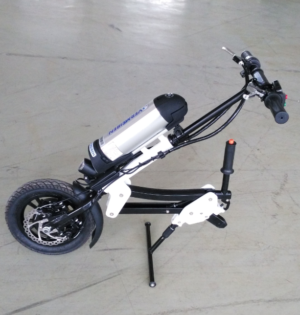 Light weight electric handcycle kits фото