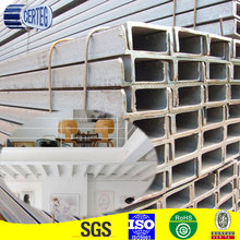 Q345 Hot Rolled Metal Support U Beams for Construction