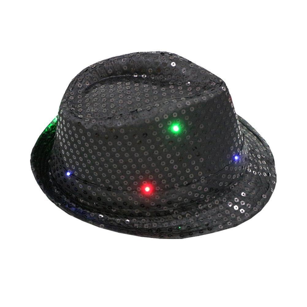 7ed8dedeb Cheap Glitter Fedora Hats, find Glitter Fedora Hats deals on line at ...