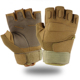 Cmart Army Uniform Accessories,Military Half Finger Gloves,Tactical Fingerless Gloves