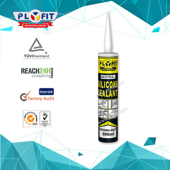 Wholesale Auto Glass Waterproof Neutral Silicone Sealant Price