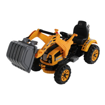 Truck Engineering Vehicle Beach Toy Car, Kids Roller Excavator Machinery Toy Hobbies