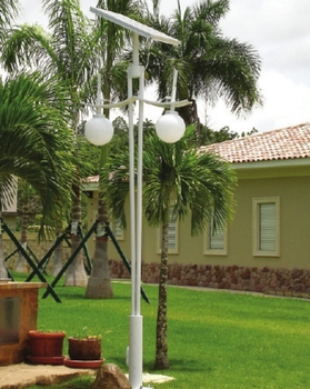 Modern Design 3m 4m 5m 6m Steel Solar Garden Lamp Pole Price Of China Lighting Manufacturer Post