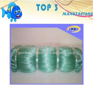 2017 high quality of China 0.28mm Nylon monofilament fishing net, fishing line fish net