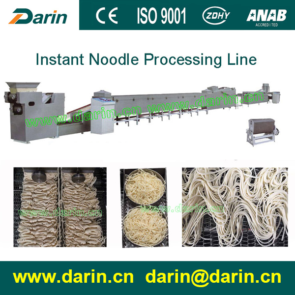 50000bags/8hrs Non Fried and Fried Instant Noodle Processing Line