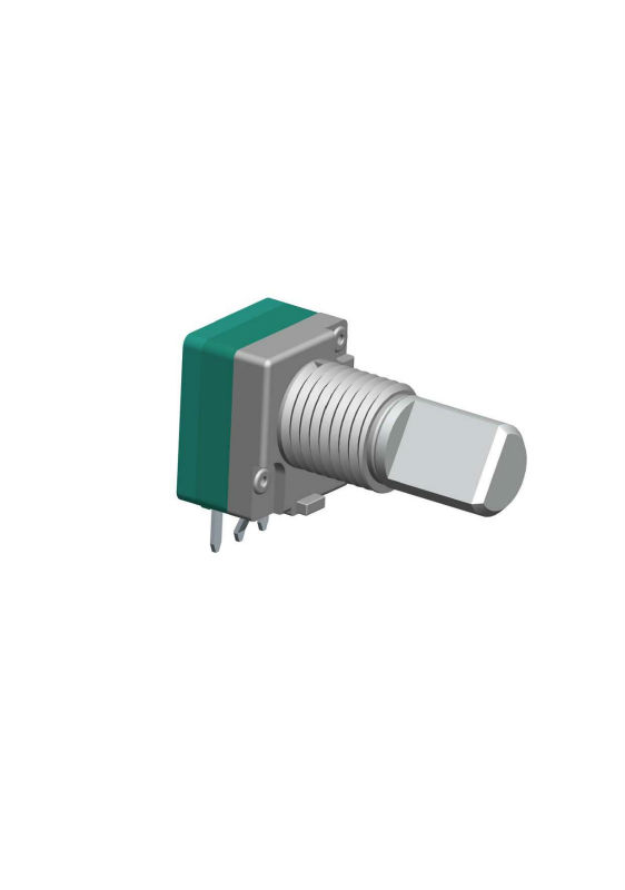 9mm linear double 10k preset potentiometer