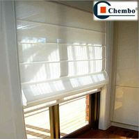 Manual roman blinds mechanism for roller shade