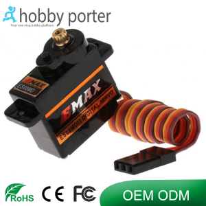 EMAX ES08MD II micro Digital Metal Gear 13g Servo Helicopter High speed 2kg torque servo