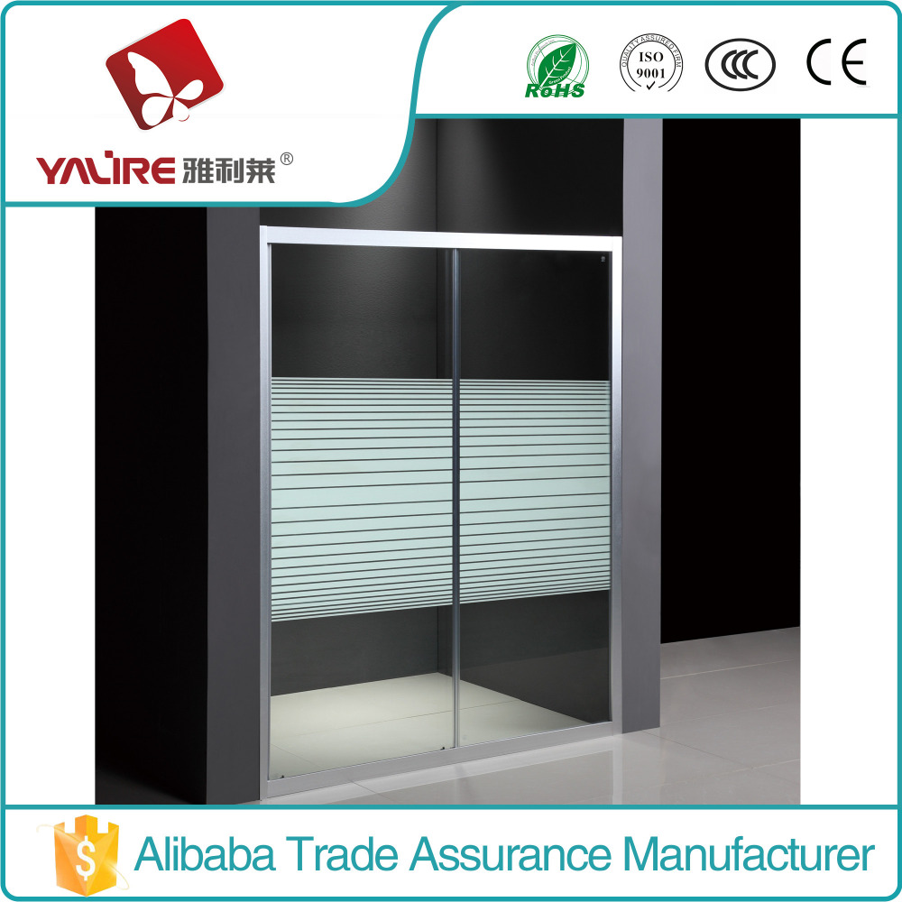 Low Price Obscure Sliding Glass