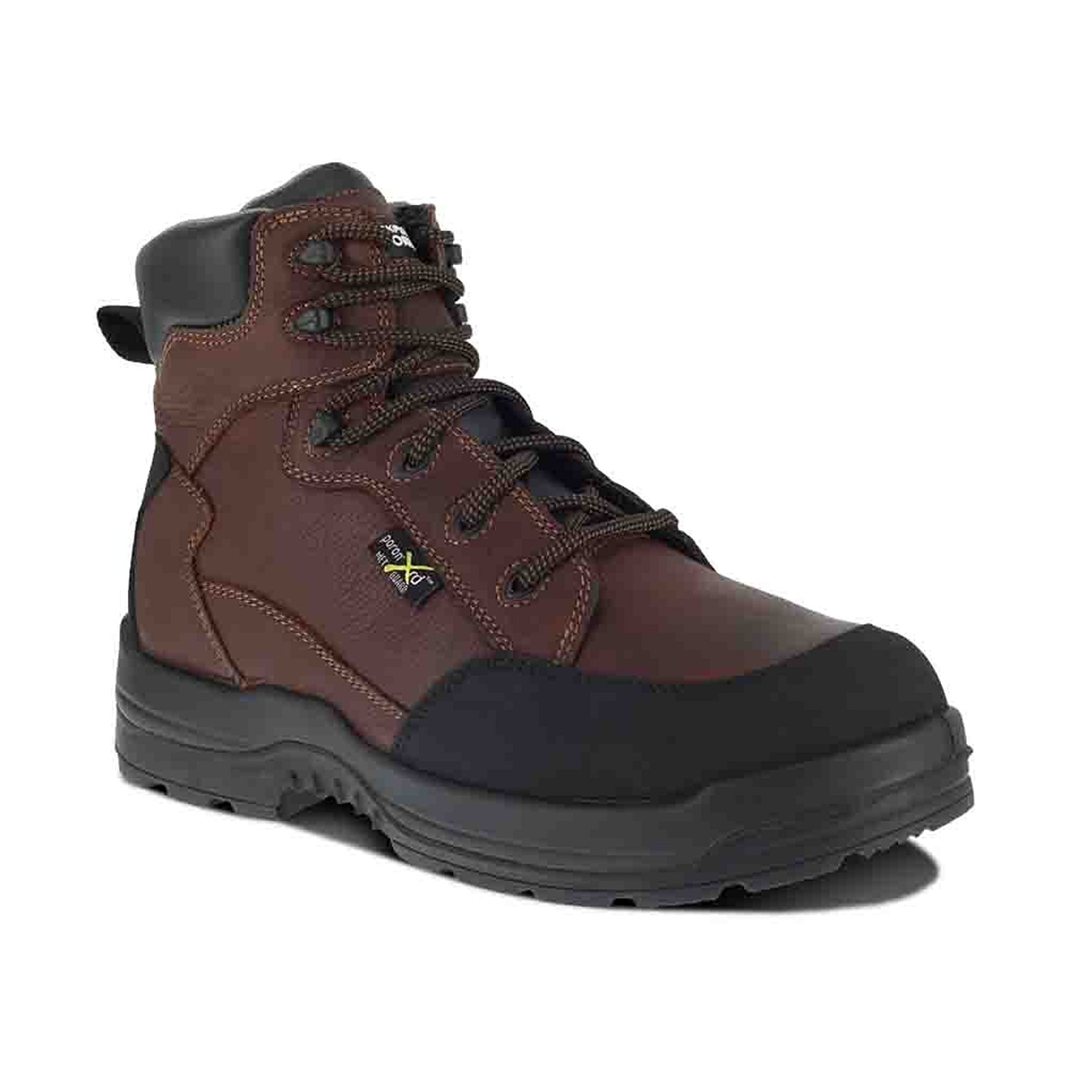 575d77c104a8 Get Quotations · Rockport Work RK664 Womens More Energy Brown 6