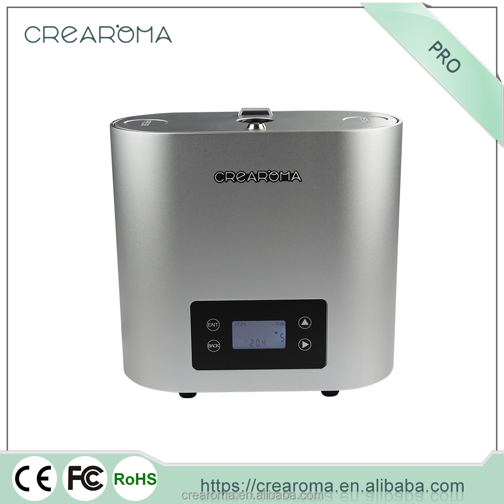 Crearoma Time Program Scent Oil Dispenser,Electric Perfume Equipment,HVAC Fragrance Diffuser