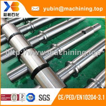 High hardness and the best price auger shaft by hot rolling