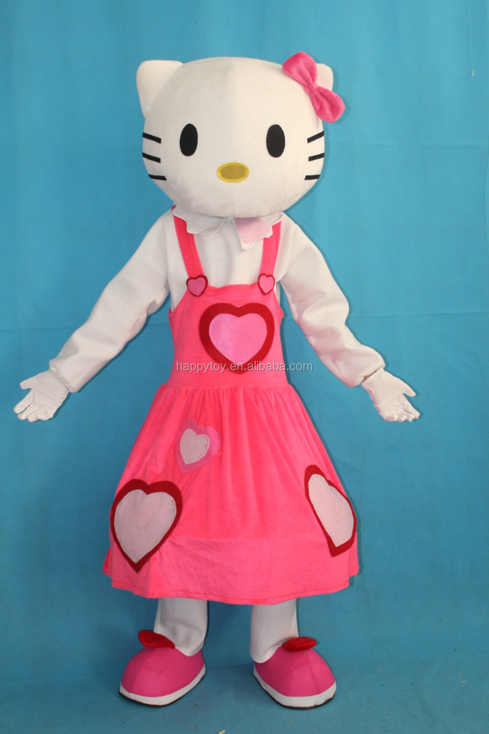 Mascot Costume for Adults Hello Kitty for Parties and Birthdays Size XL New