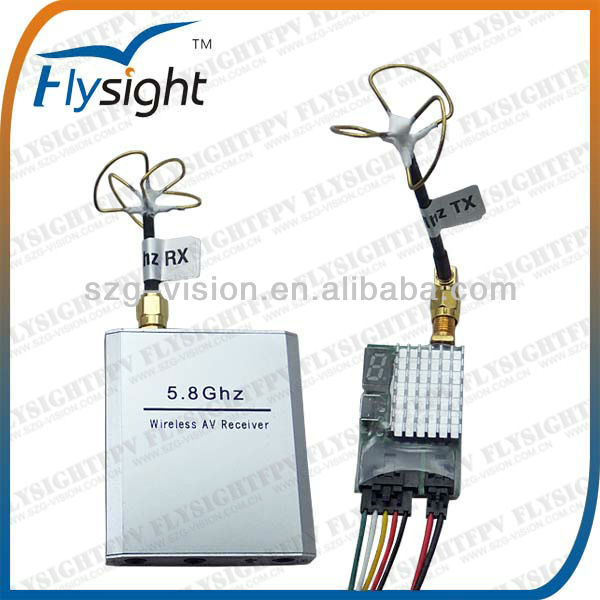 C184 FPV 5.8g 200mw video radio control transmitter receiver for radio controlled motor boats